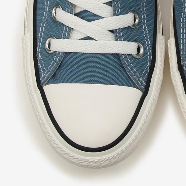 コンバース メンズ シューズ スニーカー 靴 オールスター ウォッシュド キャンバス ローカット ブルー CONVERSE ALL STAR WASHED CANVAS OX BLUE|americanrushstore|10