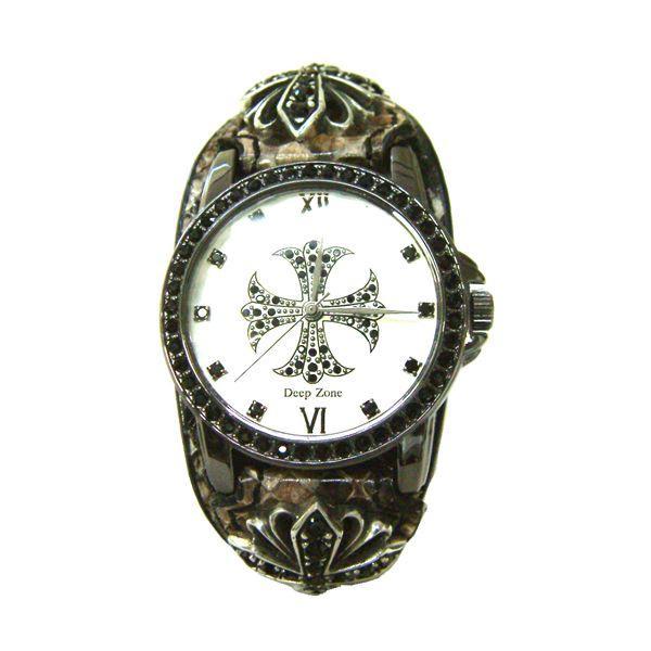 DEEPZONEブレスレットウォッチ腕時計AL-011