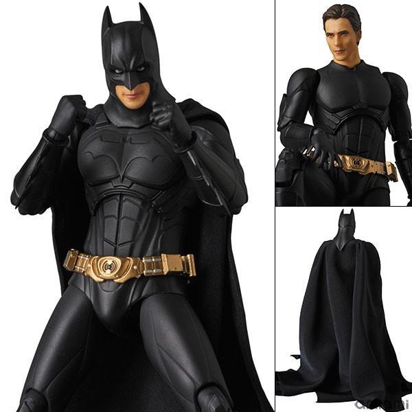 Medicom MAFEX 049 Batman Begins Suit Action Figure