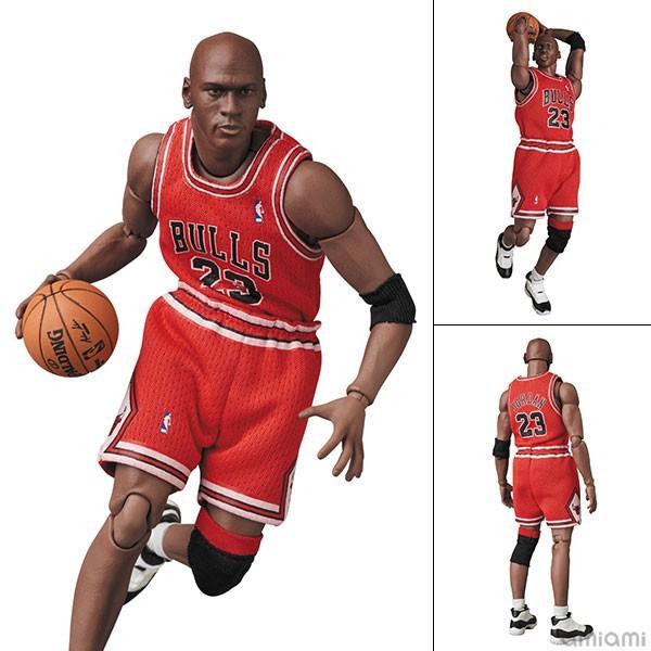 マフェックス No.100 MAFEX Michael Jordan(Chicago Bulls)[メディコム・トイ]《06月予約》