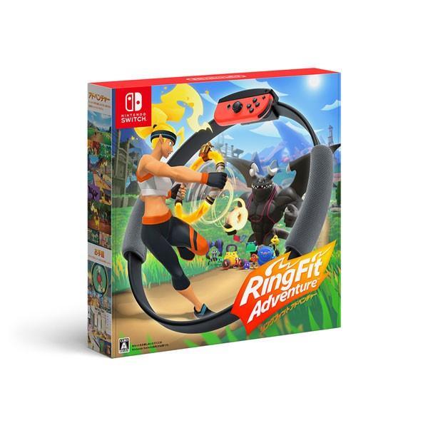 3営業日以内出荷 NintendoSwitchリングフィットアドベンチャー 任天堂   《発売済・在庫品》