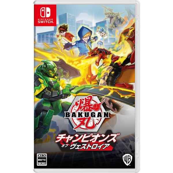 Nintendo Switch 爆丸 チャンピオンズ・オブ・ヴェストロイア[ワーナー ...