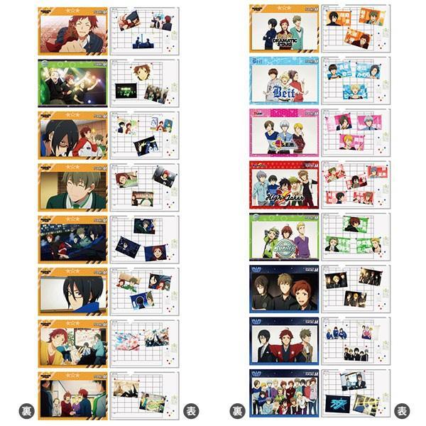 『アイドルマスターSideM』コレクションクリアファイル第二弾16個入りBOX amie   《発売済・在庫品》