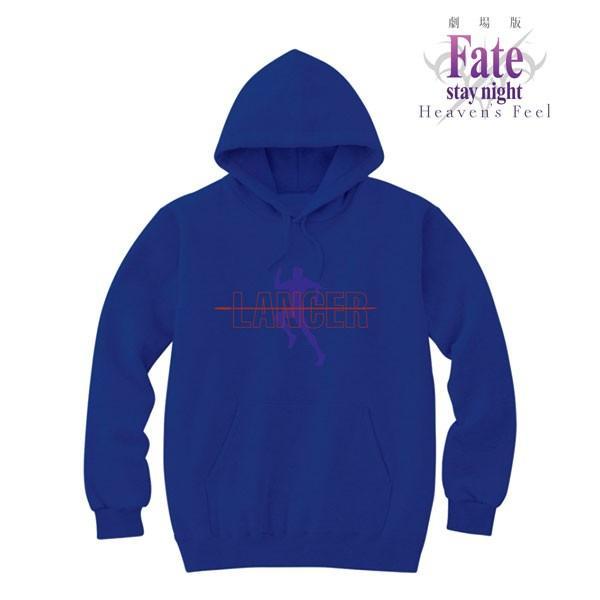 劇場版「Fate/stay night [Heaven's Feel]」 パーカー(ランサー)/メンズ(サイズ/S)(再販)[アルマビアンカ]《08月予約》