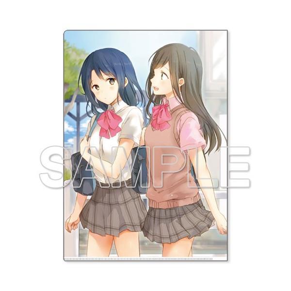『安達としまむら』クリアファイル[2][KADOKAWA]《発売済・在庫品》