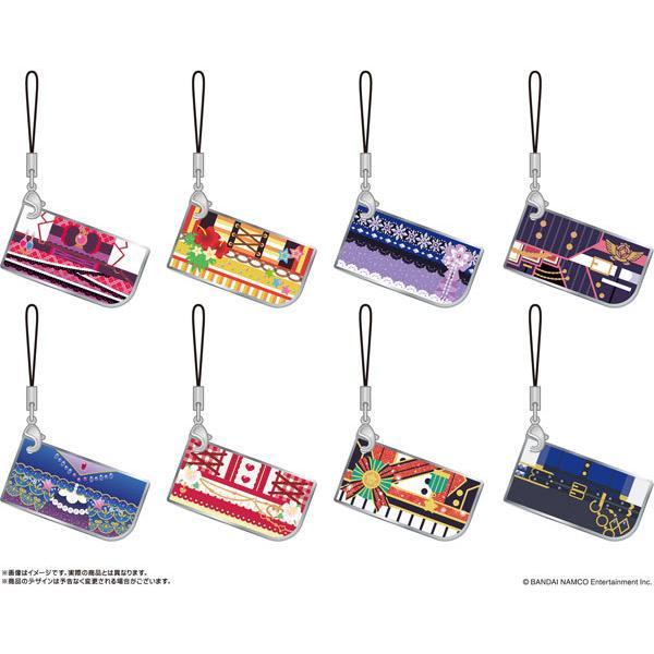 アイドルマスターシンデレラガールズ衣装チップコレクション第2弾8個入りBOX あみあみ 《発売済・在庫品》