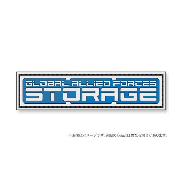 ウルトラマンZ対怪獣特殊空挺機甲隊「ストレイジ」PVCパッチ コスパ 《発売済・在庫品》
