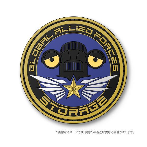 ウルトラマンZ対怪獣特殊空挺機甲隊「ストレイジ」部隊章PVCパッチ コスパ 《発売済・在庫品》