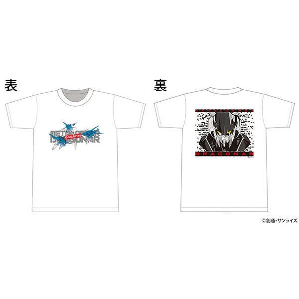 『機甲戦記ドラグナー』TシャツD-WEAPONXLサイズ インドア 《06月 》
