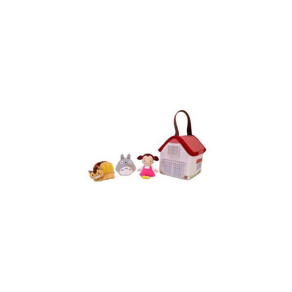 ジブリグッズコレクション 指人形セット となりのトトロ[サン・アロー]《発売済・在庫品》