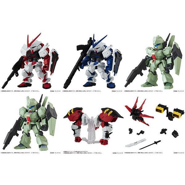 機動戦士ガンダム MOBILE SUIT ENSEMBLE19 10個入りBOX[バンダイ]《10月予約》