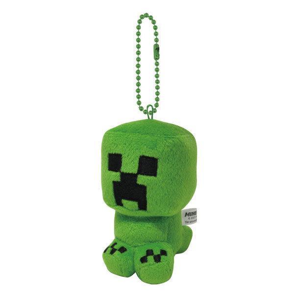Minecraft ボールチェーンマスコット クリーパー[ケイカンパニー]《10月予約》