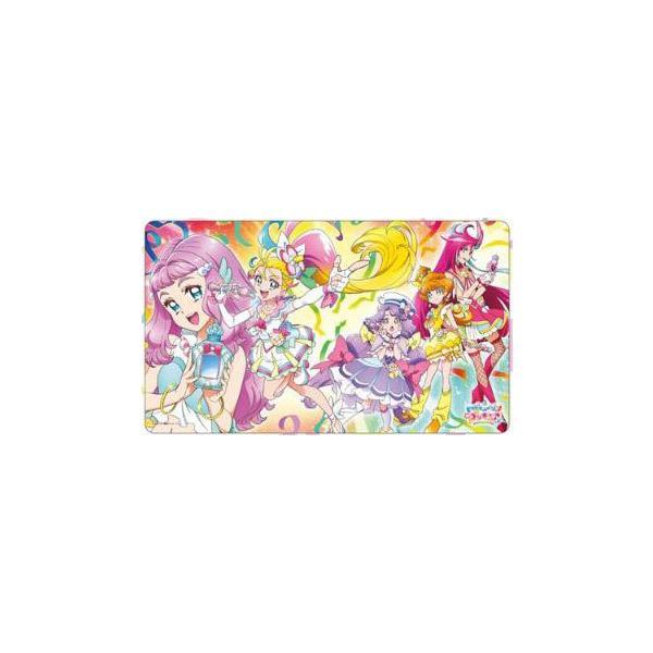 キャラクターラバーマット トロピカル〜ジュ!プリキュア(A)(ENR-051)[エンスカイ]《12月予約》