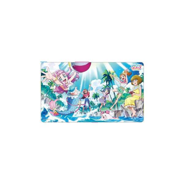 キャラクターラバーマット トロピカル〜ジュ!プリキュア(B)(ENR-052)[エンスカイ]《12月予約》