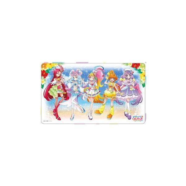 キャラクターラバーマット トロピカル〜ジュ!プリキュア(C)(ENR-053)[エンスカイ]《12月予約》