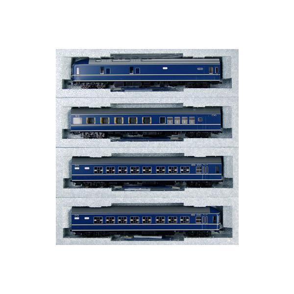 カトー 3-504 20系特急形寝台客車基本 (4両)