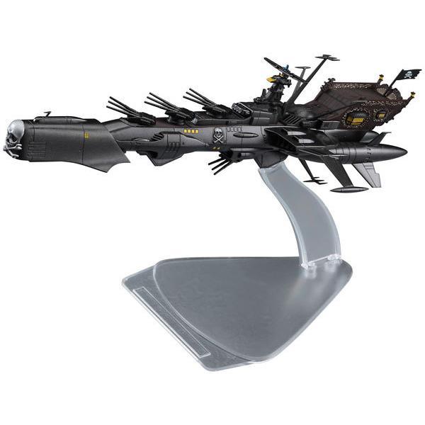 1/2500宇宙海賊戦艦アルカディア三番艦 改 強攻型プラモデル ハセガワ 《06月 》