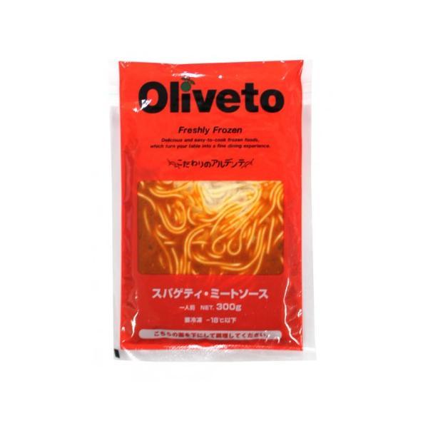 ヤヨイサンフーズ Oliveto スパゲティ・ミートソース 300g