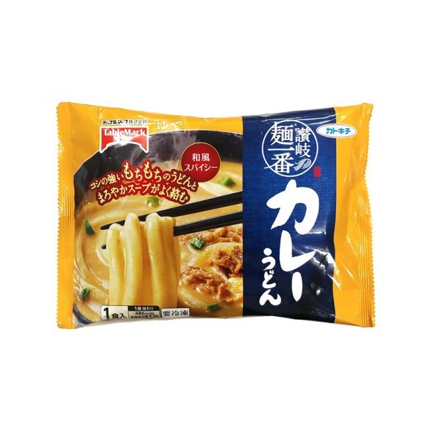テーブルマーク 讃岐麺一番カレーうどん 300g