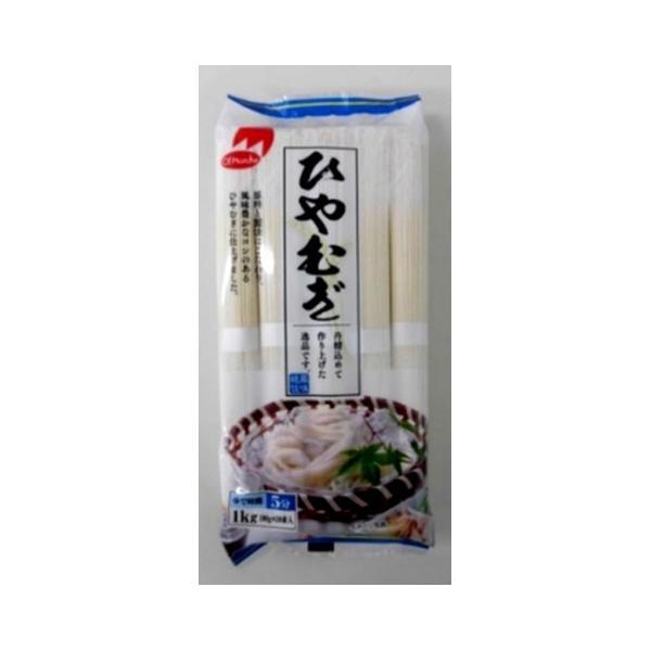 OM ひやむぎ21cm (乾麺) 1kg