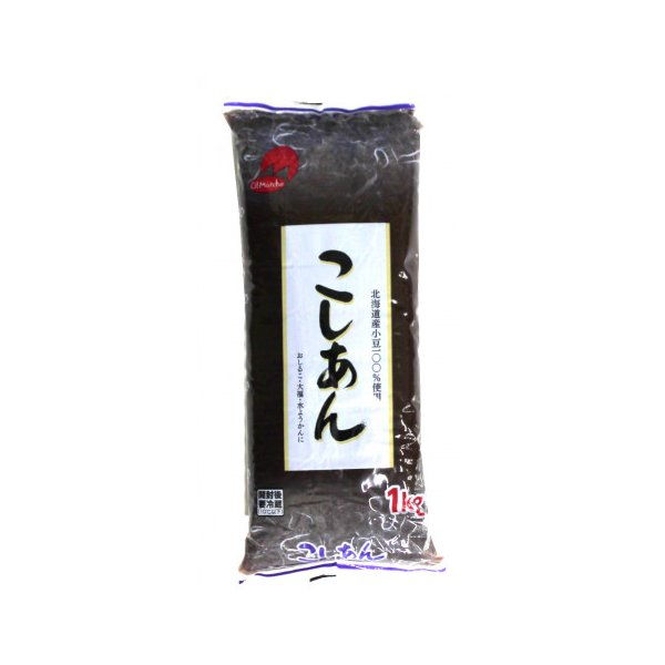 OM こしあん(北海道産小豆) 1kg