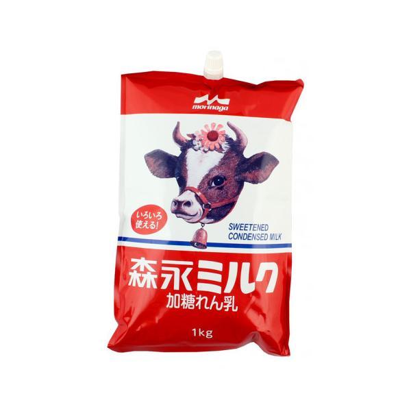 【奉仕品】森永乳業 森永ミルク(スパウトパウチ) 1kg