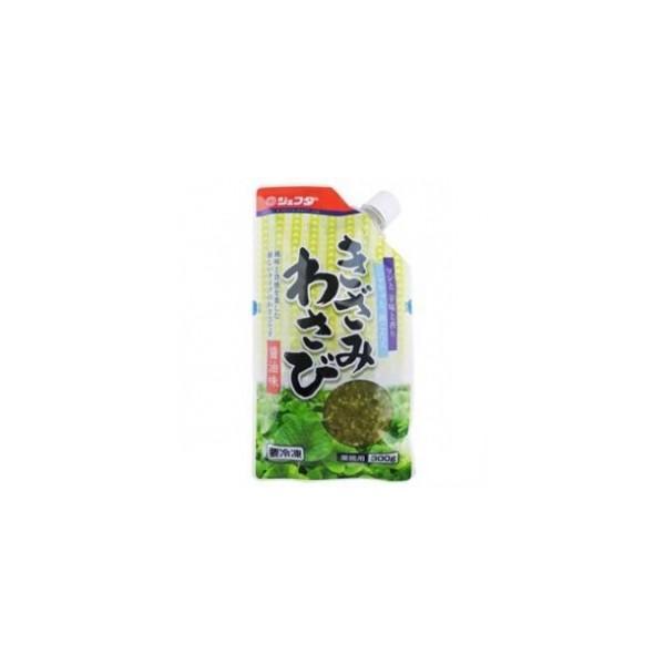 ジェフダ きざみわさび醤油味 300g