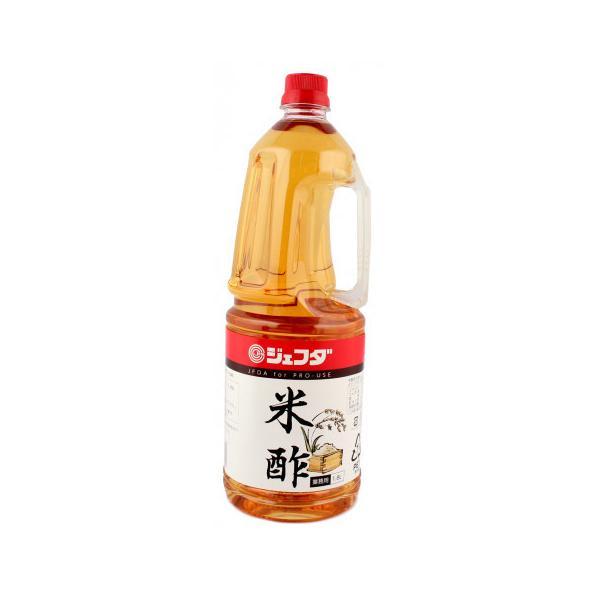 ジェフダ 米酢 1.8L