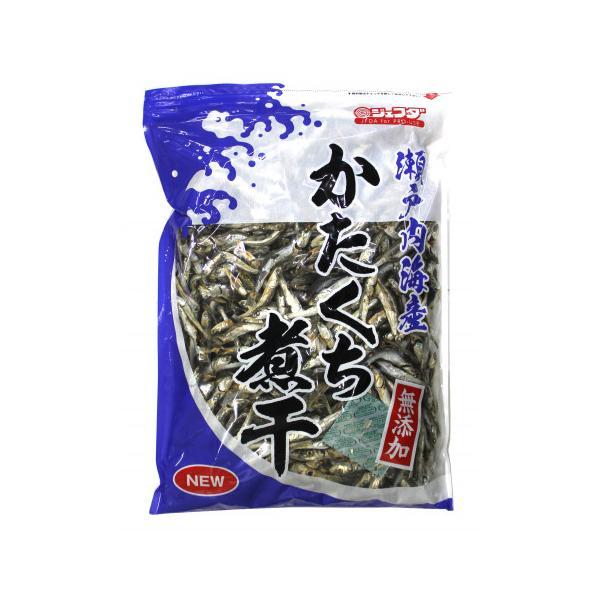 ジェフダ 瀬戸内海産かたくち煮干 1kg