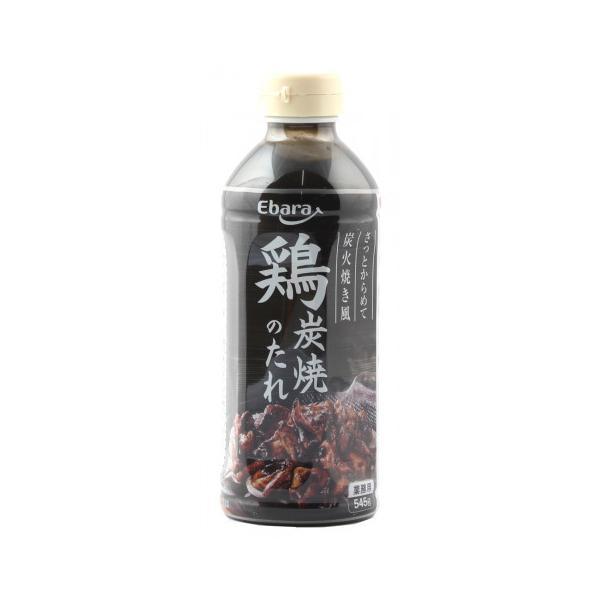 【奉仕品】エバラ食品 鶏炭焼のたれ 545g