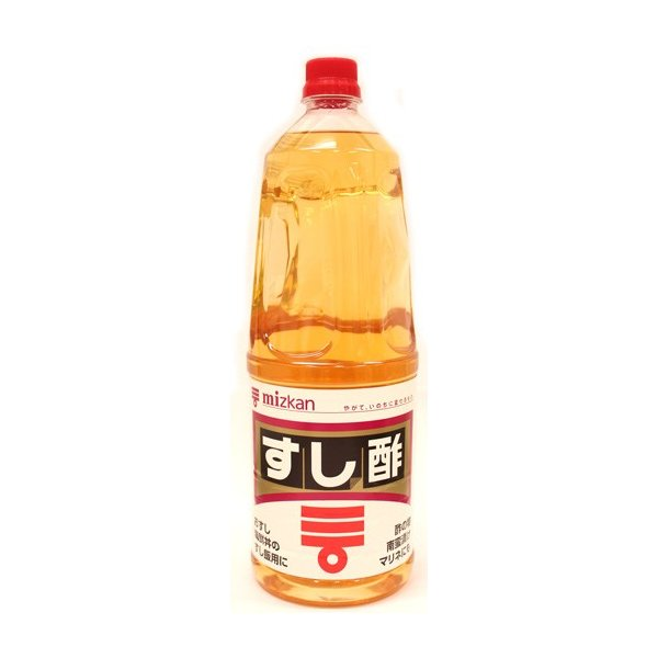 ミツカン すし酢(プラボトル) 1.8L