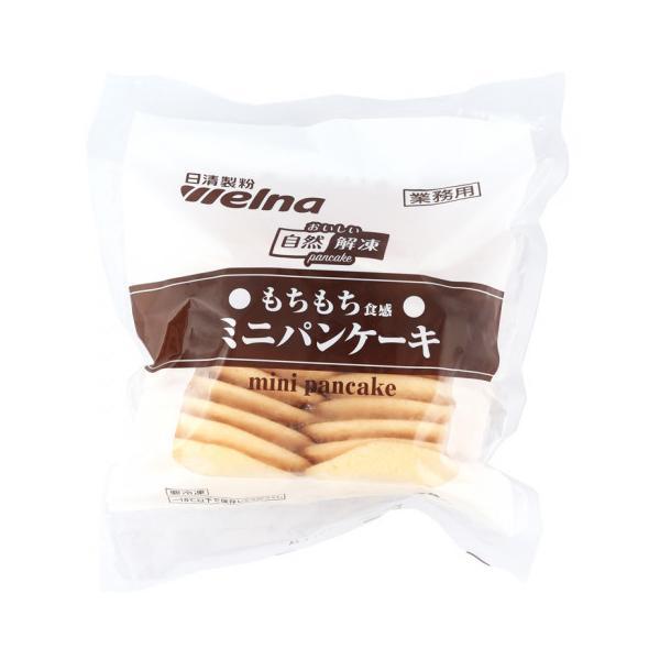 日清フーズ 自然解凍ミニパンケーキ 400g(20枚)