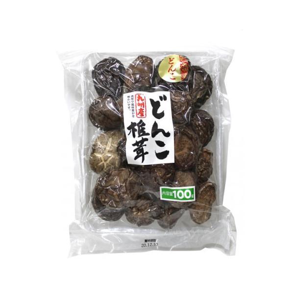 王将 九州産肉厚どんこ椎茸 100g