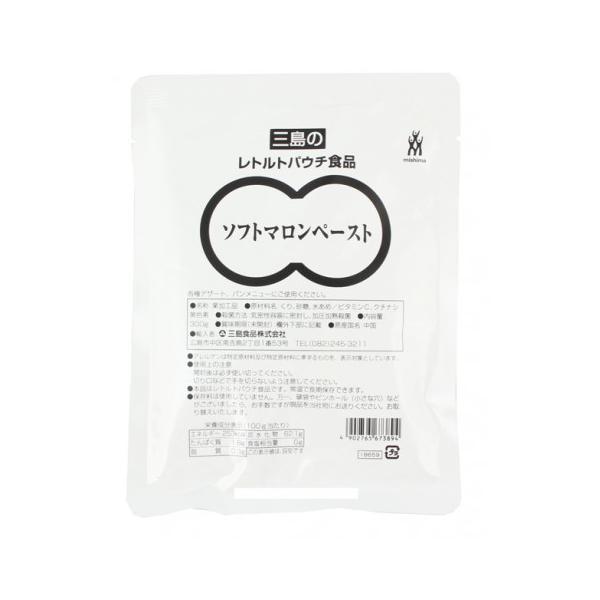 三島食品 ソフトマロンペースト 300g
