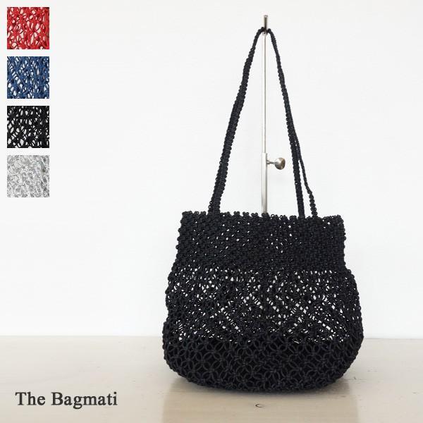 The Bagmati マクラメ かごバッグ ザバグマティ 170805WC-S|amico-di-ineya
