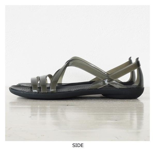 Crocs (クロックス) サンダル Women's isabella strappy Sandal 204915|amico-di-ineya|05