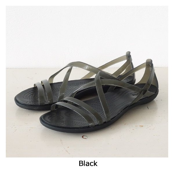Crocs (クロックス) サンダル Women's isabella strappy Sandal 204915|amico-di-ineya|07