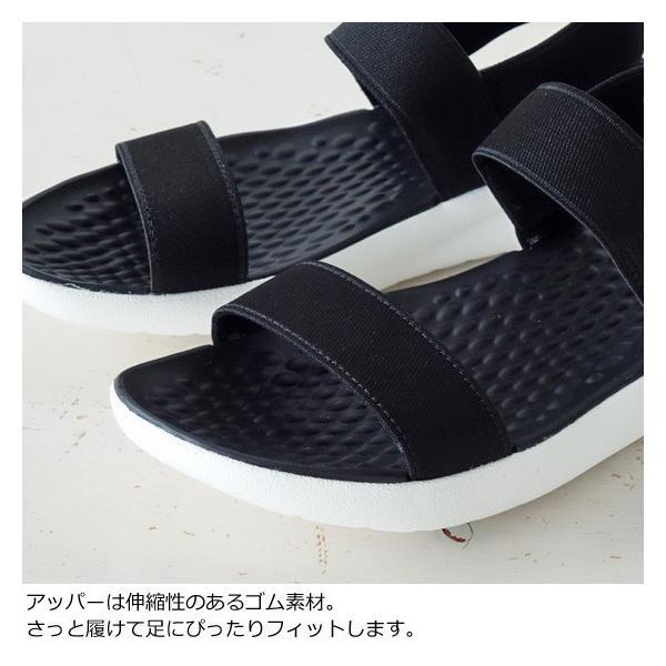 Crocs (クロックス) サンダル Women's LiteRide Sandal 205106|amico-di-ineya|02