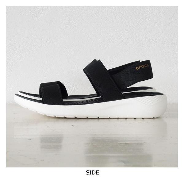 Crocs (クロックス) サンダル Women's LiteRide Sandal 205106|amico-di-ineya|06