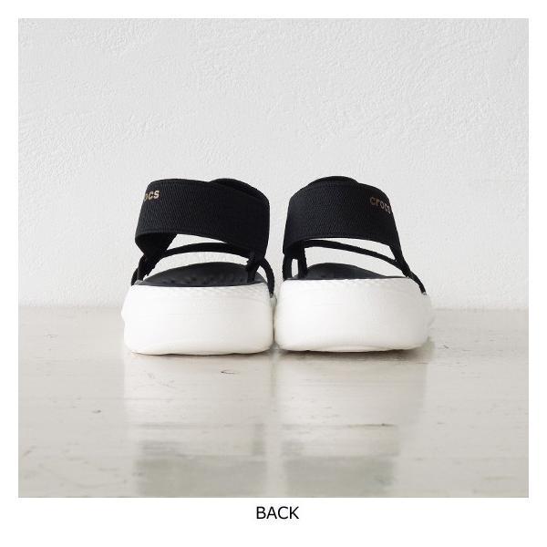 Crocs (クロックス) サンダル Women's LiteRide Sandal 205106|amico-di-ineya|07