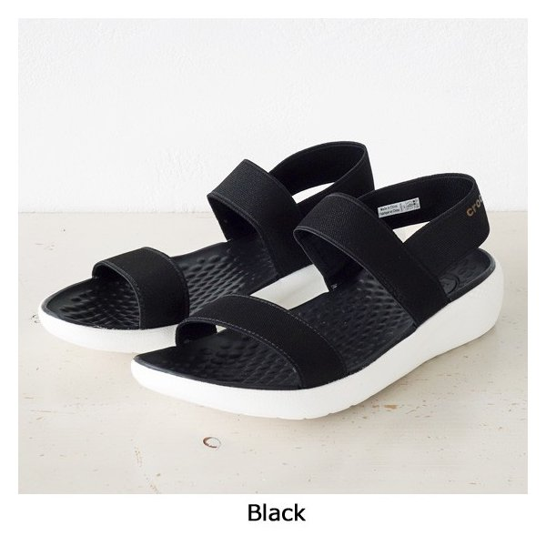 Crocs (クロックス) サンダル Women's LiteRide Sandal 205106|amico-di-ineya|08