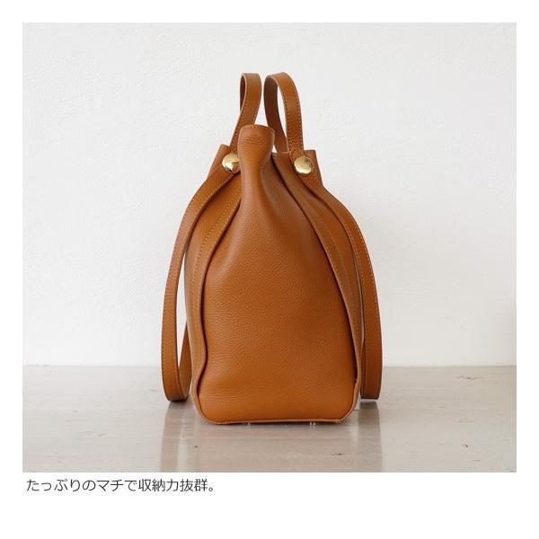 TOPKAPI (トプカピ) ダブルハンドル シュリンクレザー トートバッグ|amico-di-ineya|06