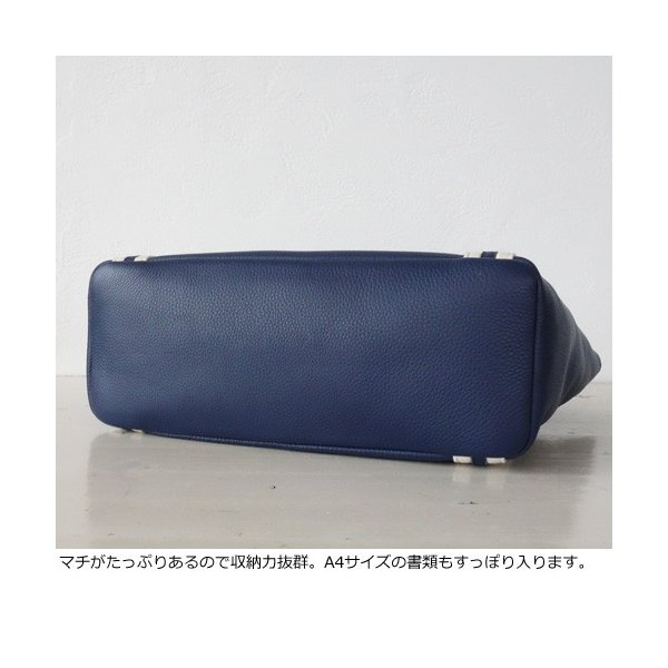 TOPKAPI トプカピ フトシュリンクレザー テープコンビ A4 トートバッグ [Lサイズ] 501-06-80001 amico-di-ineya 10