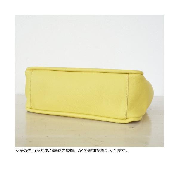 TOPKAPI トプカピ タッセル付 ソフトシュリンクレザー A4トートバッグ 501-06-80011|amico-di-ineya|07