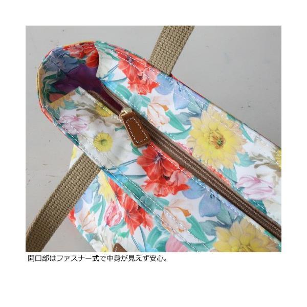 TOPKAPI トプカピ リバティプリント ミニ トートバッグ 502-12-81002|amico-di-ineya|03
