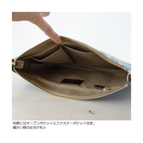 TOPKAPI (トプカピ) 2WAY MALHIA KENT クラッチバッグ ショルダーバッグ|amico-di-ineya|03