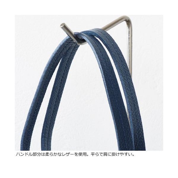 TOPKAPI トプカピ ロープ柄 PVCコーティング トート バッグ 日本製 503-06-81023|amico-di-ineya|02