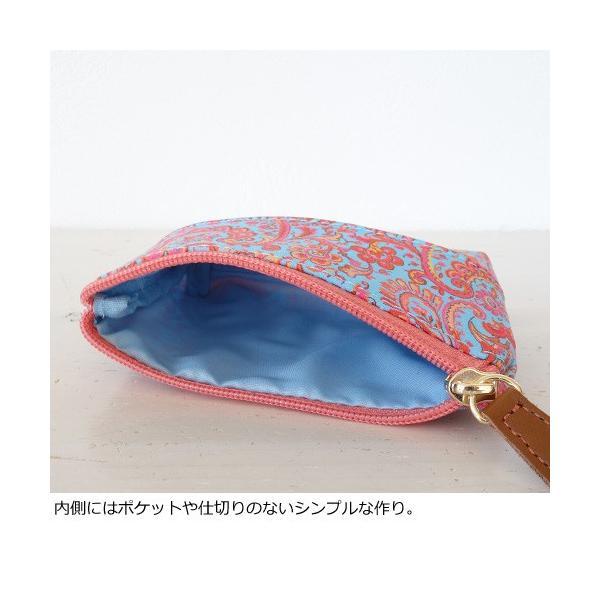 TOPKAPI トプカピ リバティプリント ティッシュケース ポーチ 531-12-81014|amico-di-ineya|04