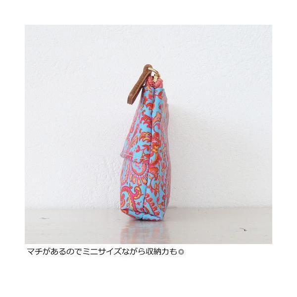 TOPKAPI トプカピ リバティプリント ティッシュケース ポーチ 531-12-81014|amico-di-ineya|05