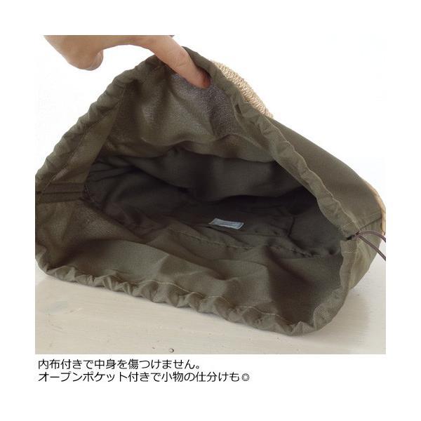 Cachellie (カシェリエ) かごバッグ サマー刺繍 バンカン トートバッグ|amico-di-ineya|04